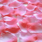 2000pcs Pink Shades Silk Rose Petals For Engagement Wedding Party Confetti Table