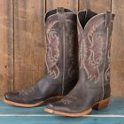 Nocona Men's America Chocolate Legacy Western Cowboy Boots MD2714 Made In USA