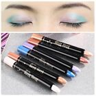 High Light Eye Shadow Pen Lying Silkworm Pen Automatically Rotate Eye Stick DU