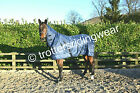 DUAL COMBO chillbeater under rug for stable,travel or turnout all sizes navy