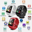 Bluetooth Smart Wrist Watch GSM Phone Mate Fitness for Android iPhone SmartPhone