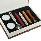 Seal Sealing Wax Set Stick Stamp For Letters Wedding Invitation US STOCK SE