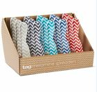 TAG - Chevron Melamine Spreader, Choose Your Color (206878)