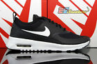 NIKE WOMENS AIR MAX THEA BLACK SUMMIT WHITE 599409-020 NEW SIZE: 10
