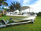 2006 Sea Fox 195 Bay Boat w Mercury Optimax 130hp NO RESERVE