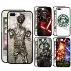 Star Wars Han Solo Kylo Ren Phone Case for Iphone 7 plus/6s&S8/7 Note 4/5 Cover $8.76 CAD