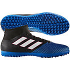 adidas Ace 17.3 Primemesh TF Turf 2017 Soccer Cleats Shoes Black / Blue / White