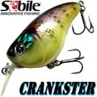 SEBILE CRANKSTER, CHOICE OF SIZE AND COLORS