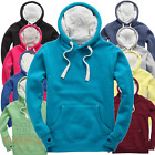 Premium Hoodie with Thumb Holes, Soft Feel, Chunky Cord UNISEX Mens 21 Colours