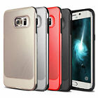 Hybrid Defender Heavy Shockproof Slim Armor Case For Samsung Galaxy S6 / S6 Edge