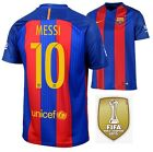 Trikot Nike FC Barcelona 2016-2017 Home WC - Messi 10 [128 bis XXL] Barca Badge