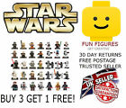Star Wars Minifigure Luke Yoda The Force Awakens Rogue One Fit Lego Minifigures £2.7 GBP