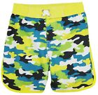 iXtreme Little Boys' Camo Army Rashguard Swim Trunk