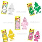 5 packs Wunder Baum Magic Tree Little Trees Arbre Magique Air Freshener Scent