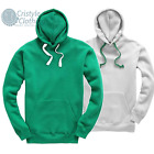 Celtic Hoodie Colours MENS SIZE Adults UNISEX PREMIUM PLAIN HOODY