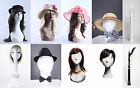 Female/Male Display Plain Face Head Mannequin Dummy Wig Hat Scarf Sunglasses