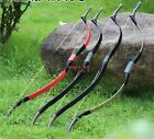 Traditional recurve bow bow and arrow