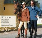 ♞Mountain Horse Reithose Herrenreithose Turnierhose weiß Top-Sitz Stretch Materi