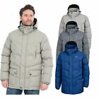 Trespass Mens Cumulus Full Zip Padded Jacket 2 Colours