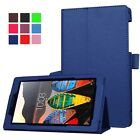 9Color Folio Leather Case Stand Cover for Lenovo Tab 3 7 Essential 710F c