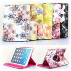 360° Rotating Leather Smart Cover Hard Back Case Sleep/Wake For Apple iPad