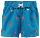 Wippette Baby Toddler Boys Cute Dolphin Swim Trunk Rashguard Short