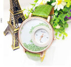 New Fashion Luxury Very Special Design Color Crystal Women Quartz Wrist Watch MX