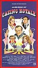 Casino Royale~Divid Niven~Peter Sellers~VHS~Very Good Cond.~Fast 1st Class Mail