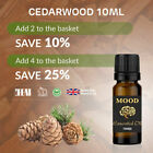 Essential Oils 10ml 100% Natural Aromatherapy Essential Oil Over 50+ Fragrances