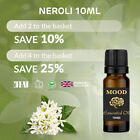 Essential Aromatherapy Oils Natural Pure Organic Oil 10ml Fragrances Therapeutic <br/> 106 CHOICES! UK SELLER FAST POSTAGE! HIGHLY RATED!
