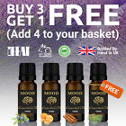 Pure Natural Aromatherapy Essential Oils Diffuser Fragrances 10ml Oil Sets