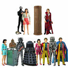 "DOCTOR WHO CLASSIC LOOSE 5"" 5th and 6th DOCTOR ERA FIGURES - Choose from list"