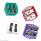 Body Collection Duo Pencil Sharpener Free UK p&p Choice of Colours