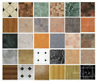 Vinyl Floor Tiles 20 Pack Flooring LOOKS LIKE REAL WOOD Parquet Peel Stick Plank