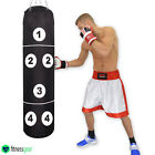 MAXSTRENGTH 4ft Boxing Punching Bag Unfilled Martial Art MMA Kick Fight Training