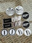 JAMES BOND 007..SPECTRE.. NOVELTY CUFFLINKS..MENS GIFT....FREE GIFT POUCH £3.45 GBP