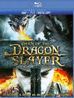 Dawn of the Dragon Slayer [Blu-ray DVD + Digital Copy]--BRAND NEW FACTORY SEALED