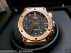 PRE-OWNED HUBLOT CLASSIC FUSION 18K ROSE GOLD 45MM AUTOMATIC WATCH $25,000