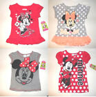 Disney Minnie Mouse  Toddler Girls  T-Shirts 2T, 3T,4T,5T NWT