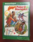 INTELLIVISION  Las Vegas Poker & Blackjack  Brand New Factory Sealed!