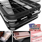 Hybrid Clear Back Shockproof Bumper TPU Case Cover for Apple iPhone 7 / 7 Plus