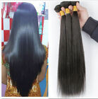 Brazilian Hair Weave Silky Straight Best Human Hair Extension 1 Bundle 50G