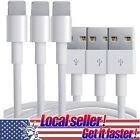 USB Sync Data Charging Charger Cable Cords for Apple iPhone 5s 6 6s 7 plus se e0