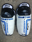 Easton Synergy EQ10 Youth Shin Guards / Pads All Sizes