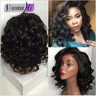 """Bob Curly Full Lace Human Hair Short Wigs For Black Women Lace Front Wigs10""""-14"""""""