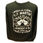 Martin 18CM0104 Dual Guitar Long Sleeve Tee