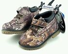 Garanimals Toddler/Infant Boys Camo Boots by Real Tree Hard Sole Sz 4 or 5 NWT