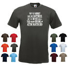 ASTON MARTIN DB9 Men's Funny Car Gift T-shirt - 'They say Money can't buy...'
