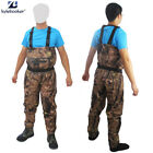 Waterproof Chest Wader Fly Fishing Stockingfoot Waders Affordable Breathable