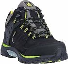 Brand New McRae MR84700 Men's Black XRD Steel Toe Lace Up Hiking Boots